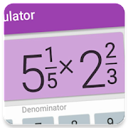Fraction calculator: easy solve fractions problems