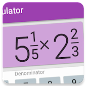 Fraction Calculator + Solution