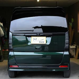 Nボックスカスタム JF1 H28年式・緑黒箱のカスタム事例画像 Nちびさんの2018年09月16日10:13の投稿