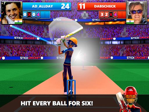Stick Cricket Live screenshot 9