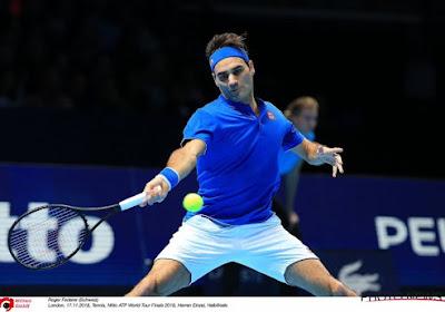 Roger Federer n'est pas le sportif suisse de l'année !