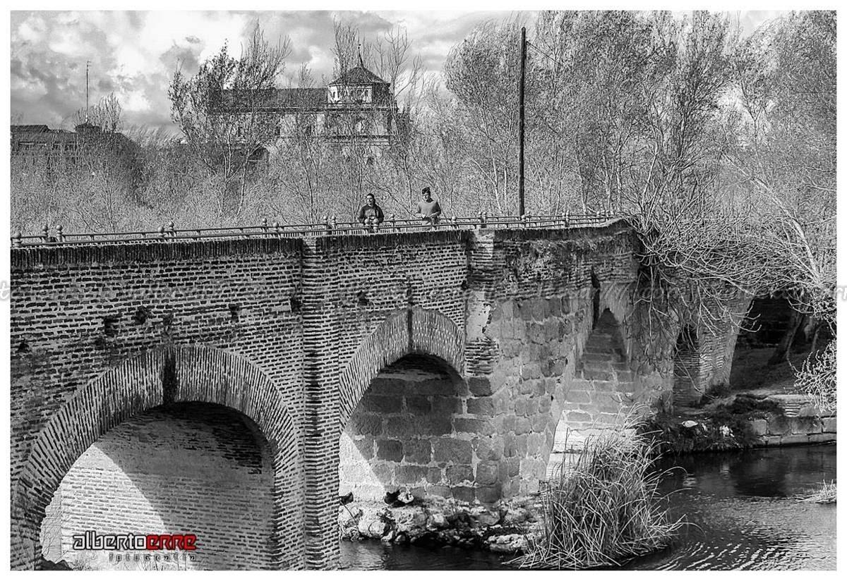 PUENTE DE SANTA CATALINA (Puente Romano)