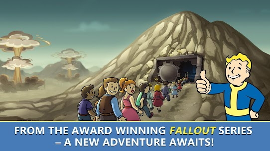 Fallout Shelter Online 2.6.10 Mod (GOD MODE/ONE HIT KILL) 2