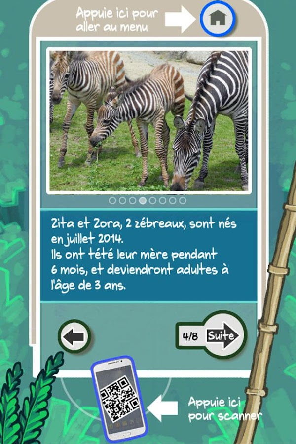 Zoo Champrepus- screenshot
