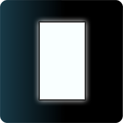 White Screen Flashlight No Ads