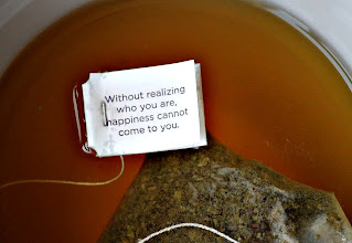 "Photo: ""Know thyself"" -  Ancient Greek aphorism popularized by Plato and others. Tea tag wisdom from Yogi Teas  Photo by: Delighted Momma http://goo.gl/JQWbd"