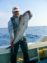 Photo: カワサキさんも! 12kgでした?