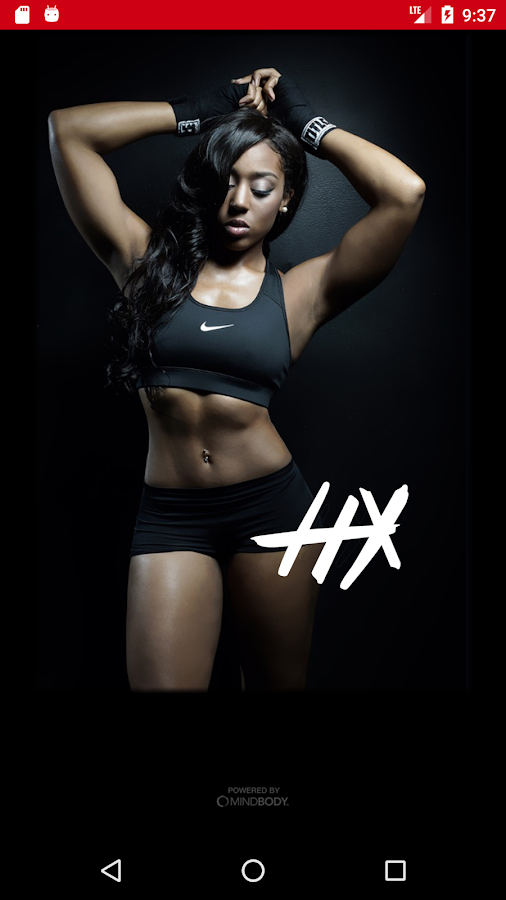 HX Fitness Inc- screenshot