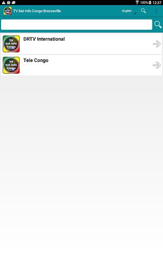 玩免費媒體與影片APP|下載卫星电视信息刚果(布) app不用錢|硬是要APP