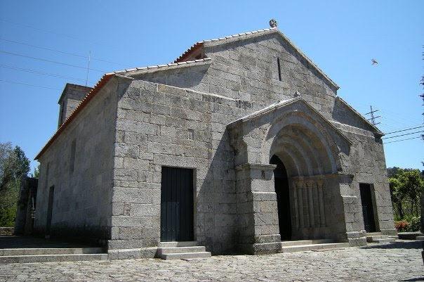 Igreja de Santa Maria de Airães