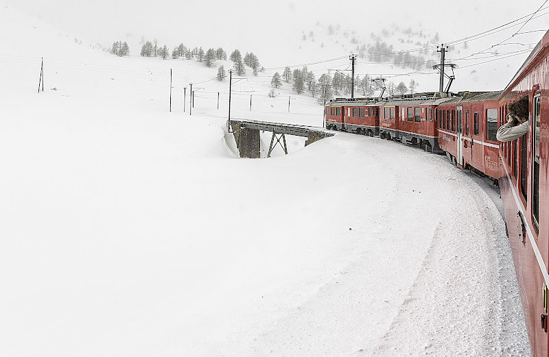 Bernina Express di Giovanni Rodà