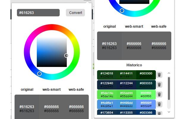 Web-Smart Color Converter