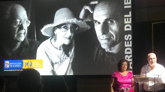 Tres almas de poeta: Julio Alfredo Egea, Pilar Quirosa y Pepe Criado