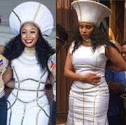 Designer Asanda accuses Isibaya of dress plagiarism: My brand has been devalued.