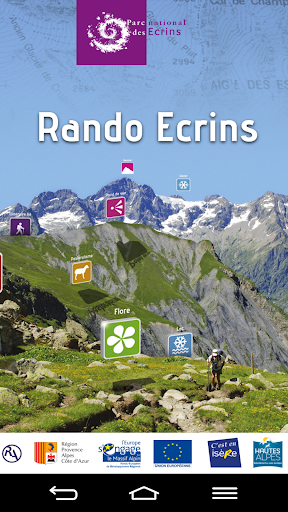 Rando Ecrins