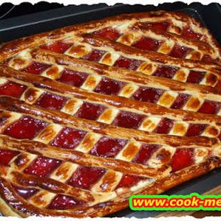 Apple and Raspberry Pie Recipe