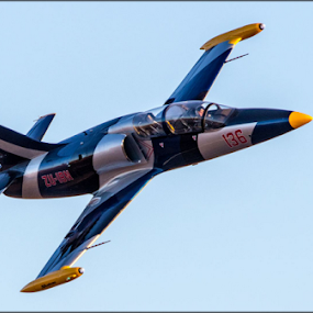 Banking by Hannes Kruger - Transportation Airplanes ( fly, pilot, jet, fighter, airshow )