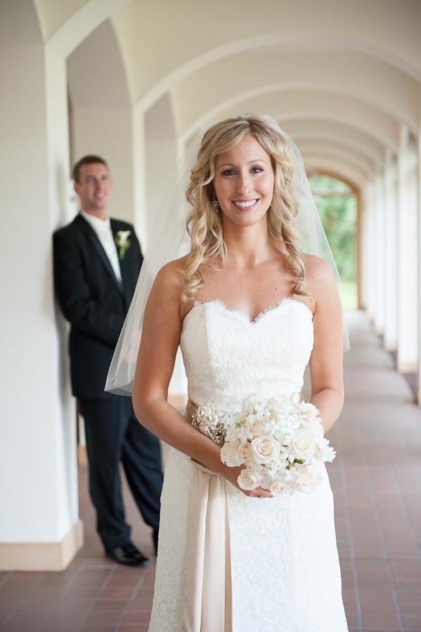 by Devyn Drufke - Wedding Bride & Groom