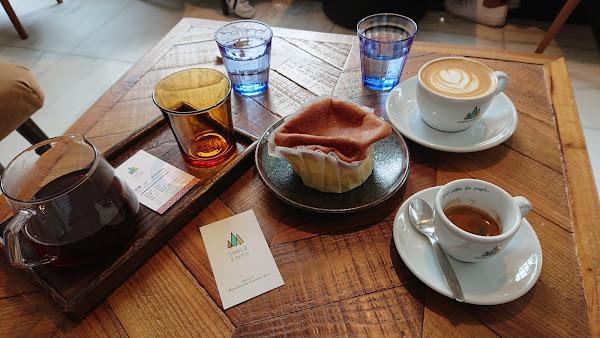 Simple Kaffa Flagship興波咖啡- 世界50最棒咖啡館 亞洲第一 台灣之光 @台北忠孝新生