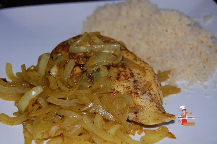 Sumac Chicken Fillets Recipe