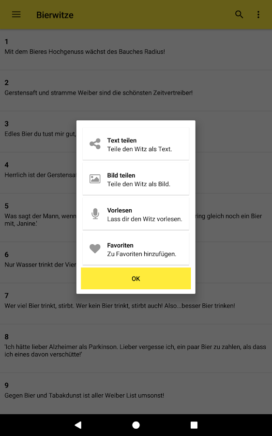 deutsche witze xxl - android apps on google play