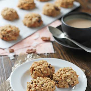 Healthier Carrot Cake Cookies