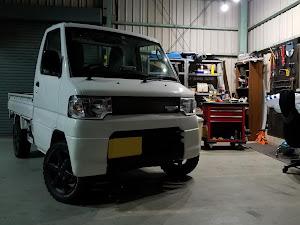 ミニキャブ・ミーブ トラック  のバンパーのカスタム事例画像 okayamaodoriさんの2018年09月22日22:28の投稿