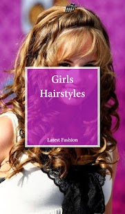 Girl Hairstyle - náhled