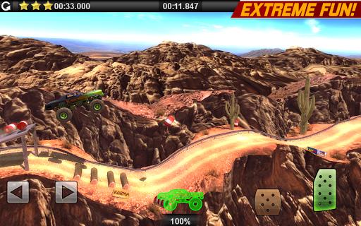 Offroad Legends - Hill Climb screenshot 7
