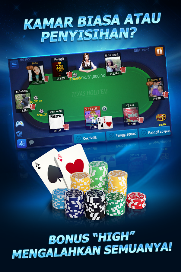 Poker Texas Boyaa - screenshot