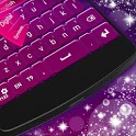 Keyboard for Android Purple icon