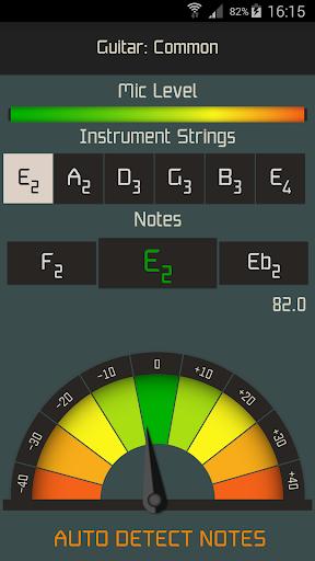 Instrument Tuner Free