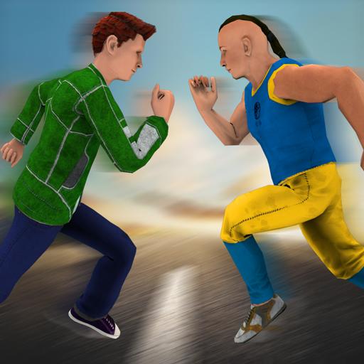 Super Goku vs Ben Alien