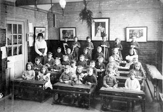Photo: Wateringbury School 1921