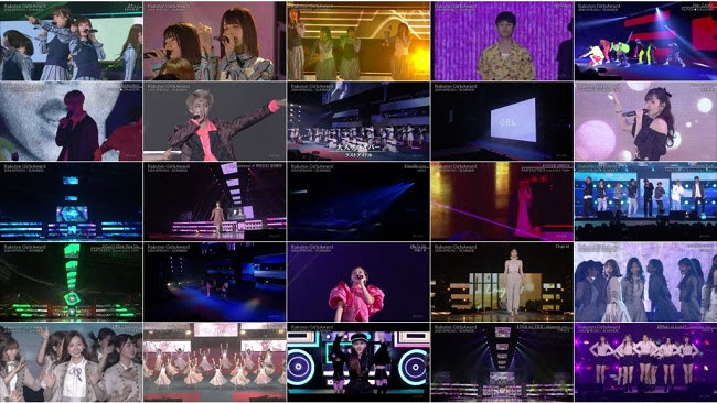 190630 (720p+1080i) GirlsAward TV Vol.1 Rakuten GirlsAward 2019 SPRING / SUMMER
