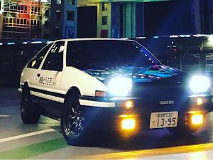 スプリンタートレノ AE86 AE86 GT-APEX 58年式のカスタム事例画像 lemoned_ae86さんの2020年12月28日21:53の投稿