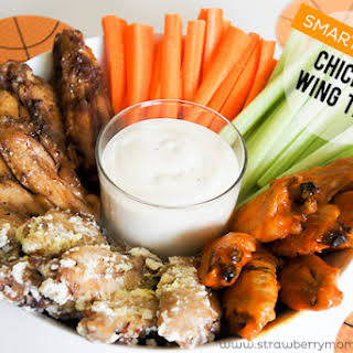 Game On! Smart & Final Chicken Wing Trio.