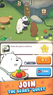Tải We Bare Bears Match3 Repairs miễn phí