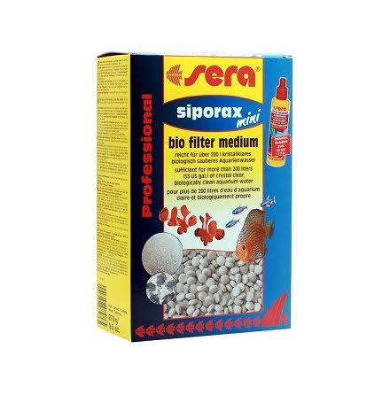 Sera Siporax Mini Bio filter medium 270g