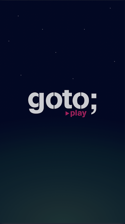 GOTO Play- screenshot