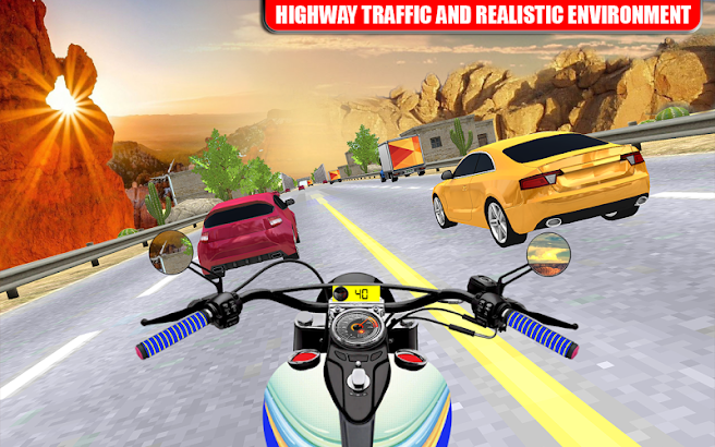 Super Bike Racing Rivals 3D- screenshot thumbnail