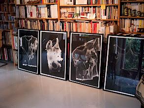 "Photo: © Olivier Perrot 1998 4 ""Empreintes"" Atelier Vitry 2010"
