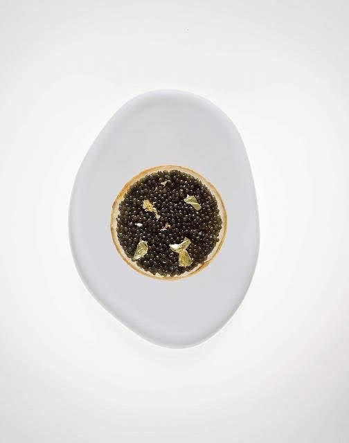 パリミシュランフランス版三ツ星ルドワイヤン/ヤニックアレノスペシャリテ