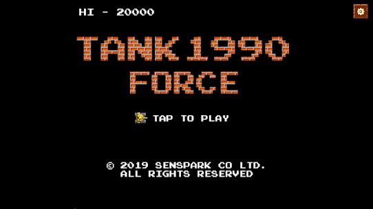 Tank 1990 – Offline Classic Shooting Arcade Game 1