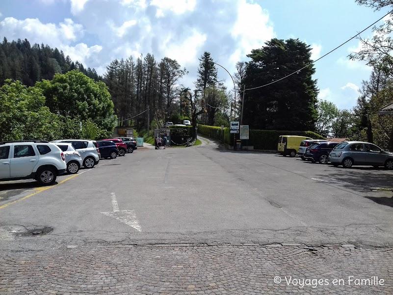Parking Monte Boletto