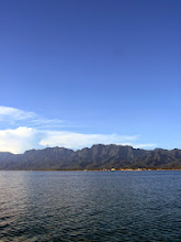 Photo: Mountains behind Bay Bay, Leyte