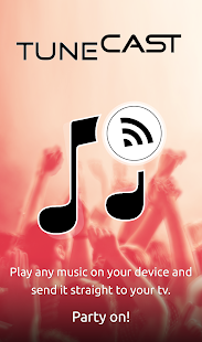 TuneCast DLNA Music Player- screenshot thumbnail