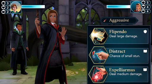 Harry Potter: Hogwarts Mystery 1.7.4 gameplay | by HackJr.Pw 8