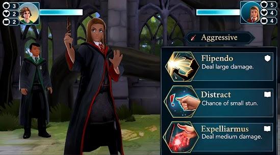 Harry Potter: Hogwarts Mystery MOD 1.6.0 (Unlimited Energy) Apk 8