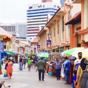 【世界の街角】インドじゃないのにインド?シンガポールのリトルインディアを歩いてみよう!